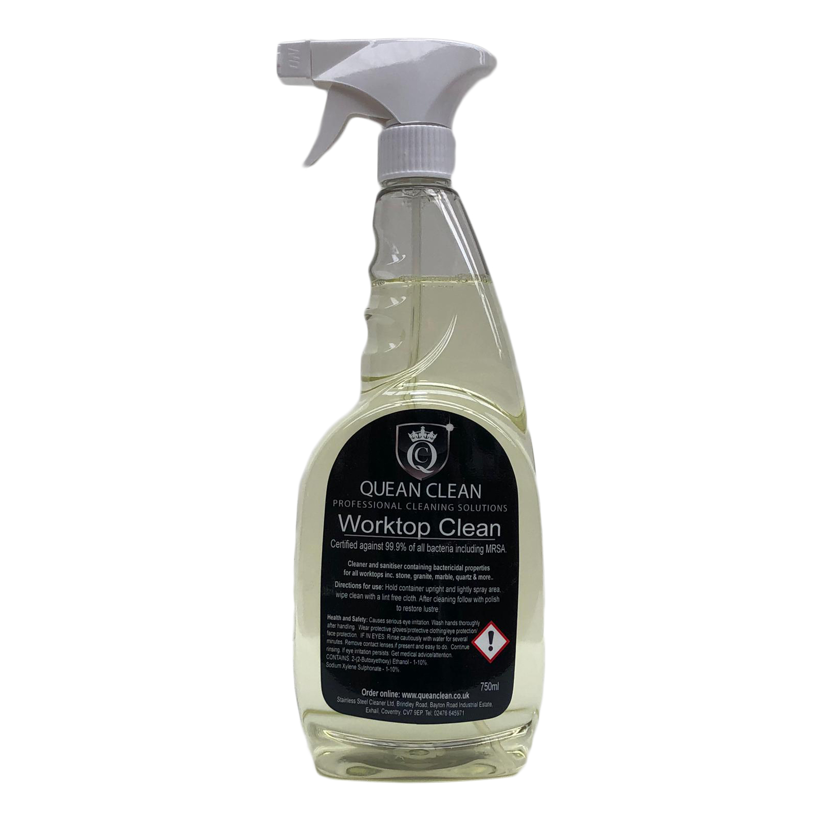 Quartz Worktop Cleaner