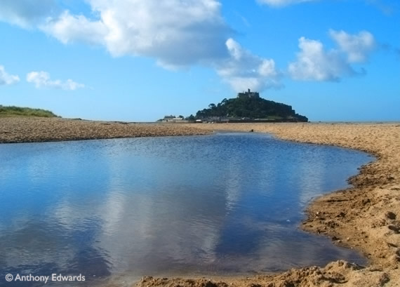 st michaels mount marazion island