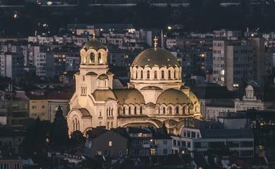 Sofia view