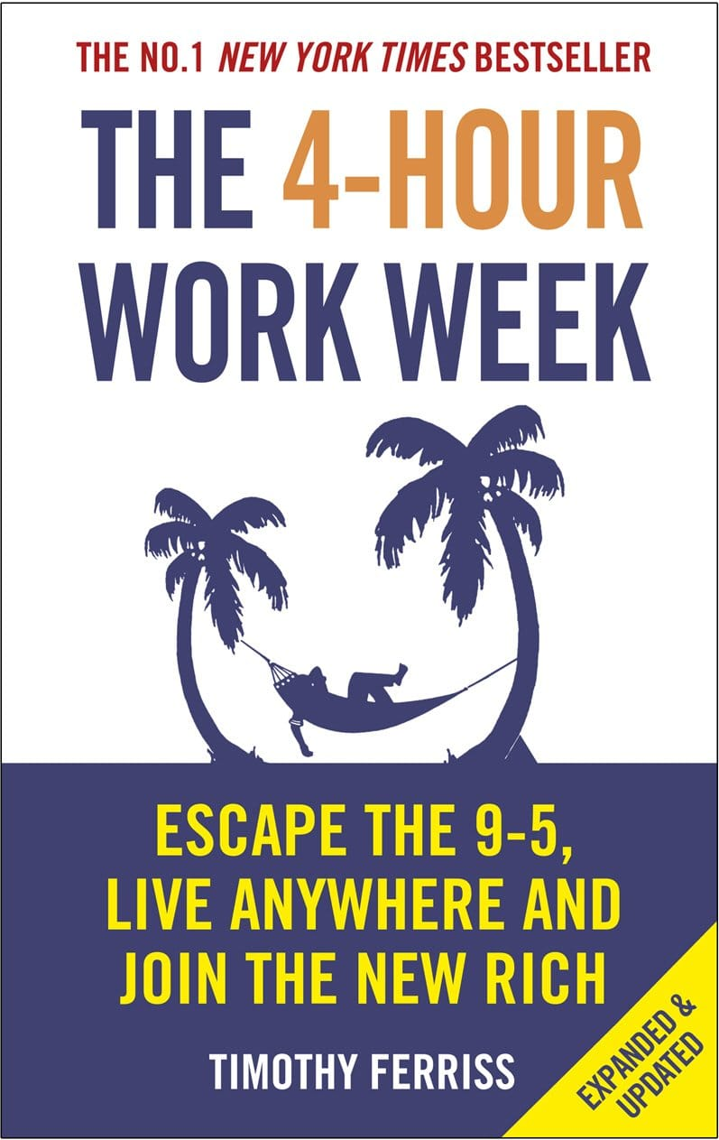 Book - The 4-Hour Work Week