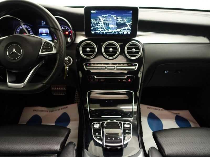 Mercedes-Benz GLC 250 4MATIC 211PK AMG Edition, Panoramdak, Leer, 48dkm ! afbeelding 10