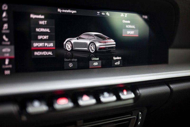 Porsche 911 992 4S Coupe *Sport Chrono / Sportuitlaat / BOSE / Matrix-LED / PADM* afbeelding 16