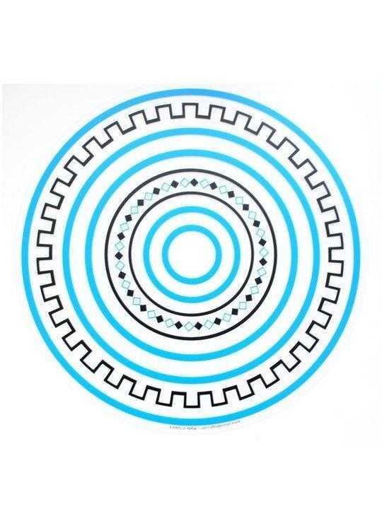 Tischset Motive Design - Durchmesser 35cm