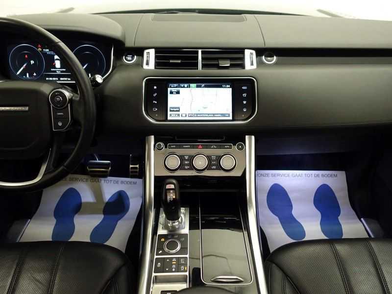 Land Rover Range Rover Sport 3.0 TDV6 HSE Dynamic Aut, Panoramadak, Leer, Navi, Camera afbeelding 2