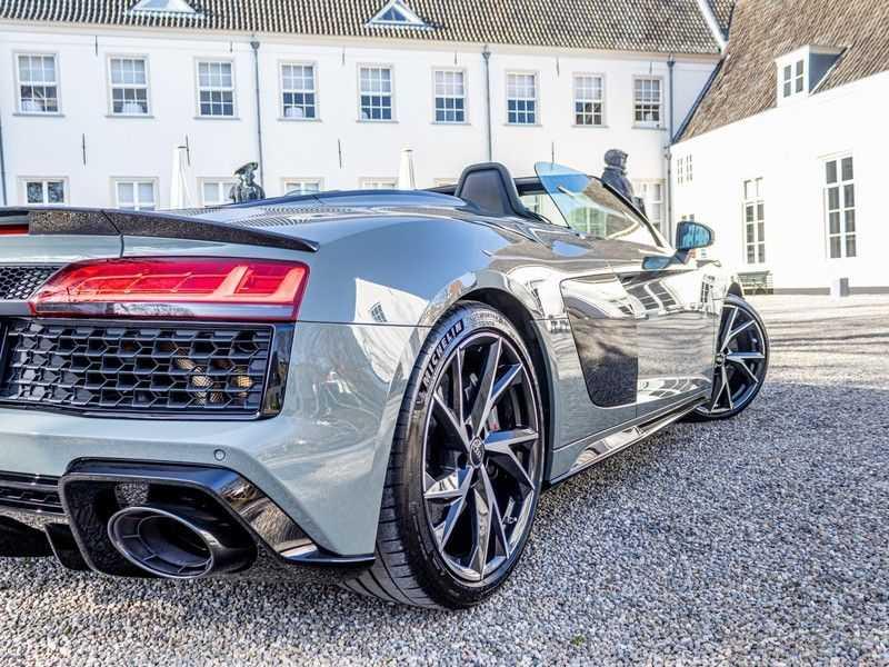 Audi R8 Spyder 5.2 performance quattro | 620PK | Magnetic Ride V10 | B&O sound | Carbon | Ceramic | Audi Exclusive | Garantie tot 07-2025* afbeelding 21