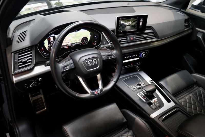 Audi SQ5 3.0 TFSI Quattro Pro Line + HuD|LUCHTV|VOL afbeelding 7