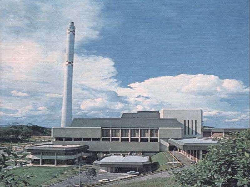 Ulu Pandan Refuse Incineration Plant