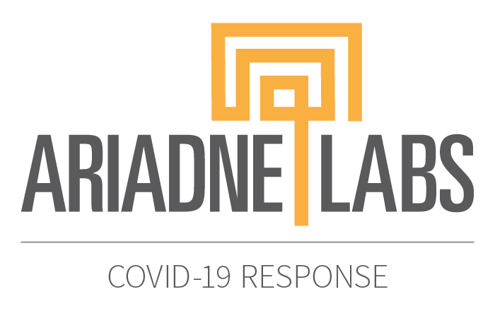 New Partnership with Ariadne Lab on COVID-19 Guidelines for Everyday Activities