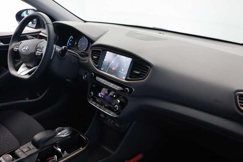 Hyundai IONIQ Comfort EV 4% Bijtelling NIEUW!! 21.116 ex. BTW Navigatie Adaptive-Cruise *tot 24 maanden garantie (*vraag naar de voorwaarden) afbeelding 12