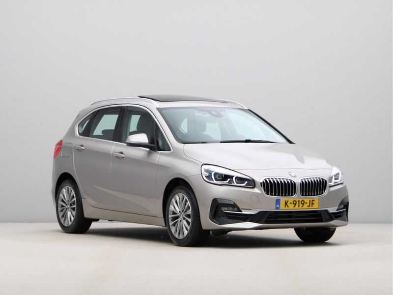 BMW 2 Serie Active Tourer 218i High Executive Luxury Line Panoramadak afbeelding 5