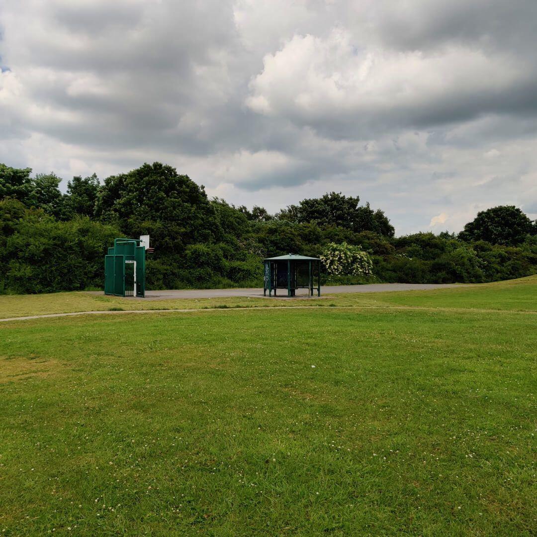 Hawksworth Wood basketball court