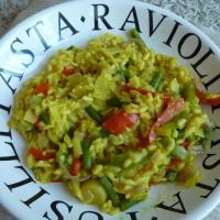 image from Easy Vegetarian Paella Recipe