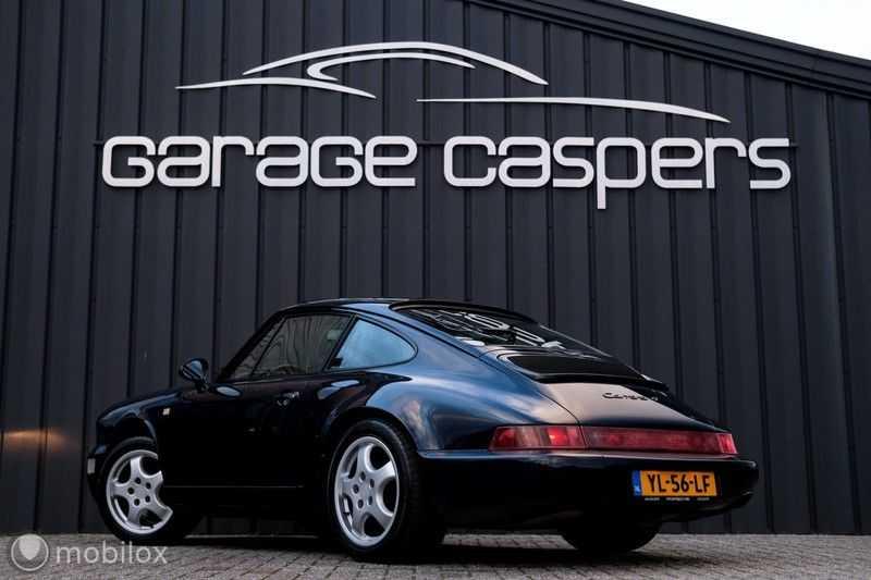 Porsche 911 Coupé 3.6 Carrera 4 afbeelding 9