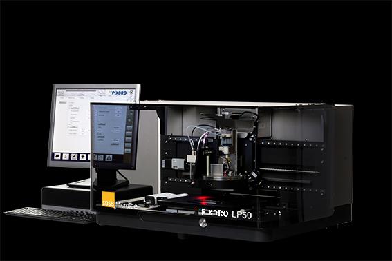 SUSS MicroTec PixDRO LP50 Inkjet Printer