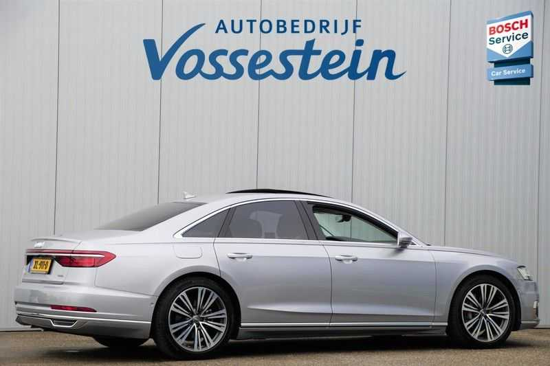 Audi A8 50 TDI quattro Pro Line Plus / B&O / ACC / Side & Lane Assist / Head-Up / Nieuwpr: 168.000,- afbeelding 25