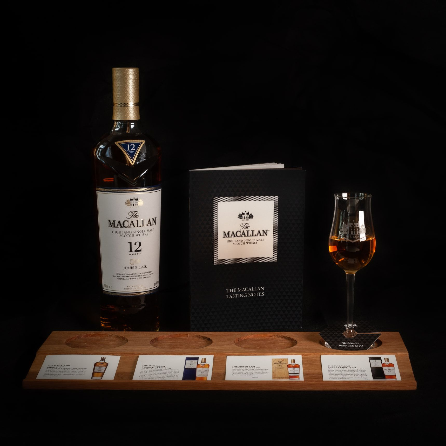 THE MACALLAN TASTING CONCEPT