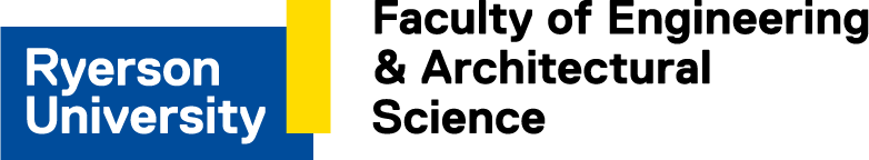 Ryerson Faculty of Engineering and Architectural Science (FEAS) logo