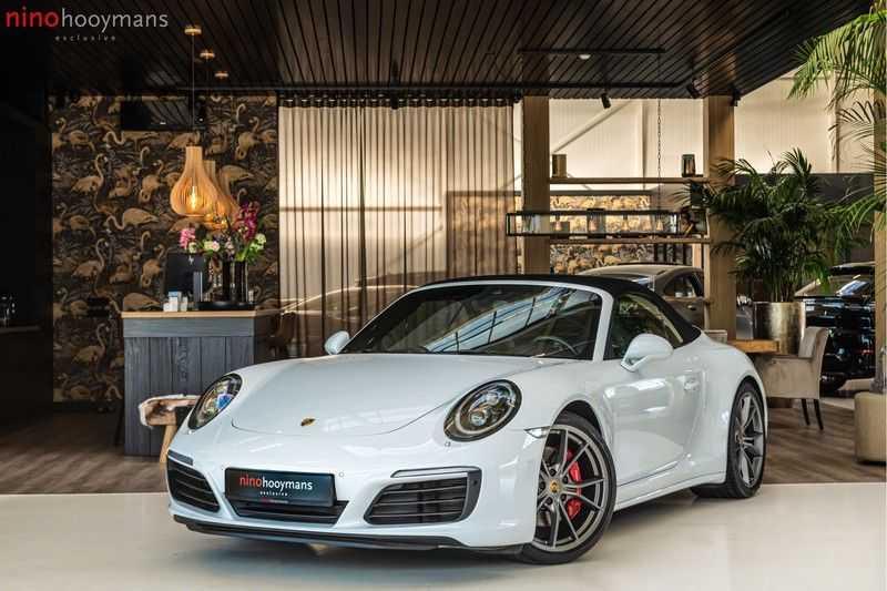 Porsche 911 Cabrio 3.0 Carrera 4S | Sportdesign | BOSE | SportChrono | Sportuitlaat | NP 184.000 afbeelding 1
