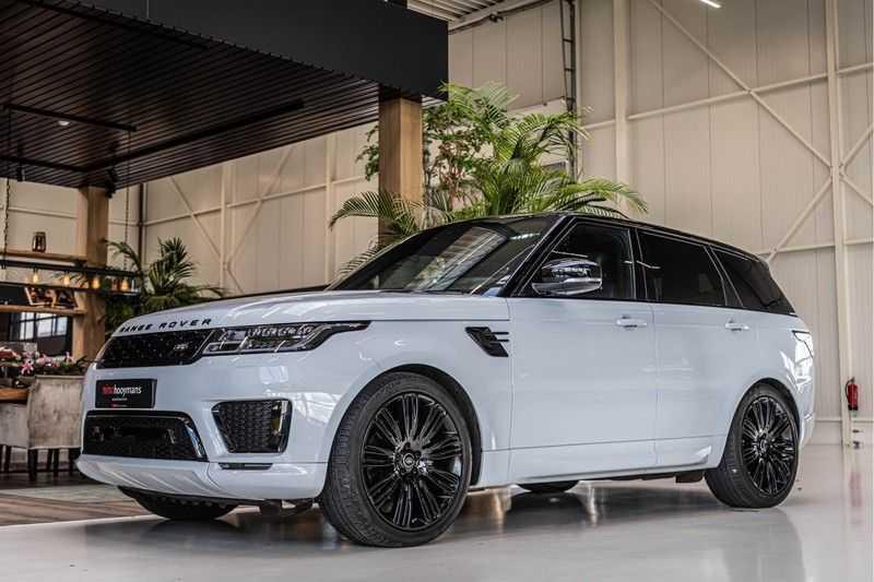 Land Rover Range Rover Sport 3.0 SDV6 HSE Dynamic | Panorama | Matrix-LED | Stuurwiel verwarmd afbeelding 6