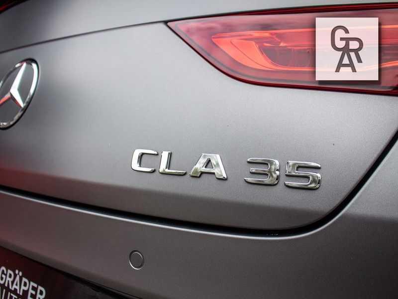Mercedes-Benz CLA35 AMG klasse CLA35 AMG 4MATIC Premium Plus afbeelding 16