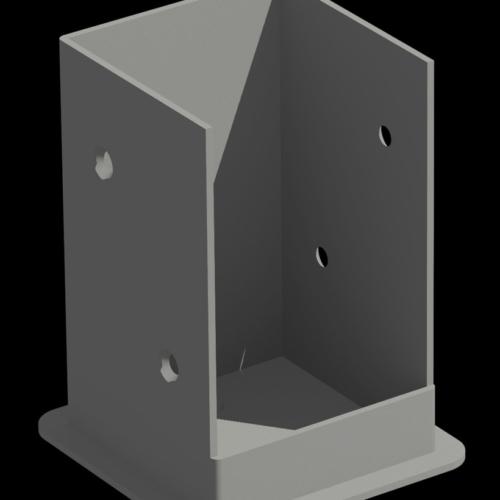 Bolt Down Bracket System Image #3