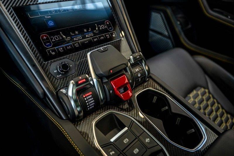 Lamborghini Urus 4.0 V8   Carbon interieur   Carbon exterieur   B&O 3D   Head-Up Display   Panorama   Massage   Ventilatie afbeelding 20