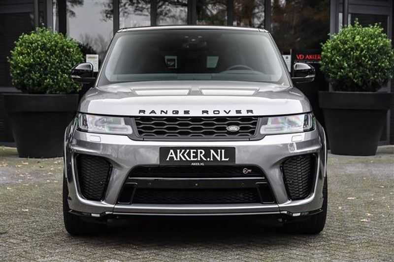 Land Rover Range Rover Sport SVR 22INCH+PANO.DAK+STOELKOELING NP.227K afbeelding 19
