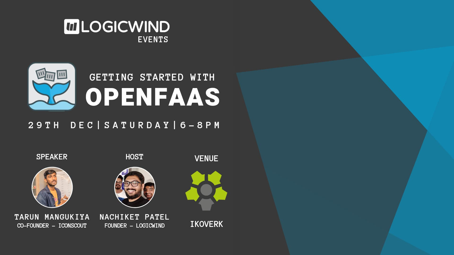 Logicwind: Getting Started with OpenFaaS