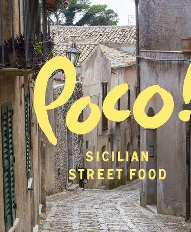 Poco Sicilian Street Food Logo