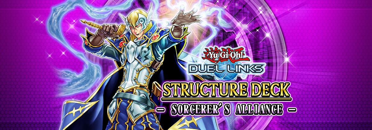 Review: Sorcerer's Alliance | Duel Links Meta