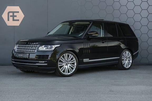 Land Rover Range Rover 4.4 SDV8 Vogue Stoel Verwaming/Koeling