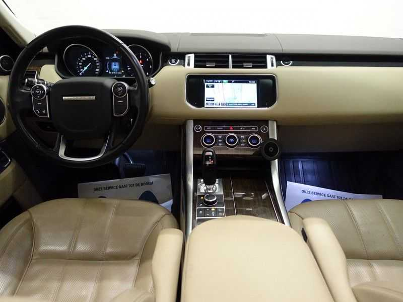 Land Rover Range Rover Sport 3.0 TDV6 259pk HSE Dynamic 7pers Autom- Panodak, Leer, Camera, Memory, Full! afbeelding 5