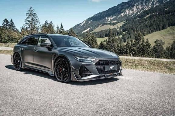 Audi RS6 ABT RS6-R 740PK 1 OF 125 CARBON+DYNAMIC.PLUS+B&O