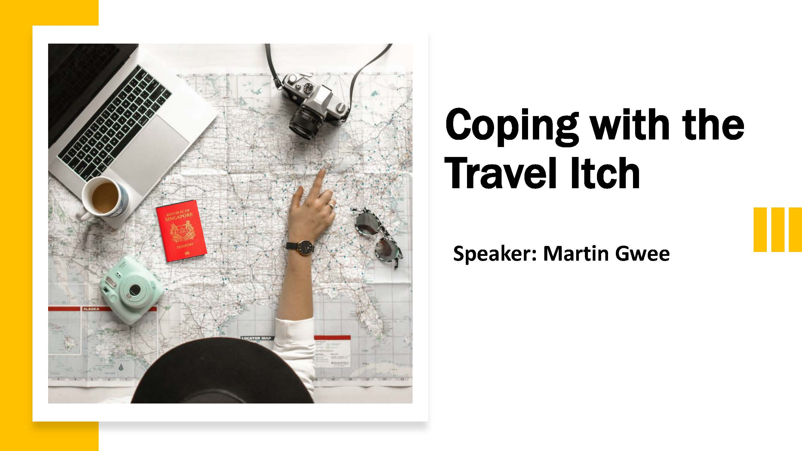 Coping with Travel Itch
