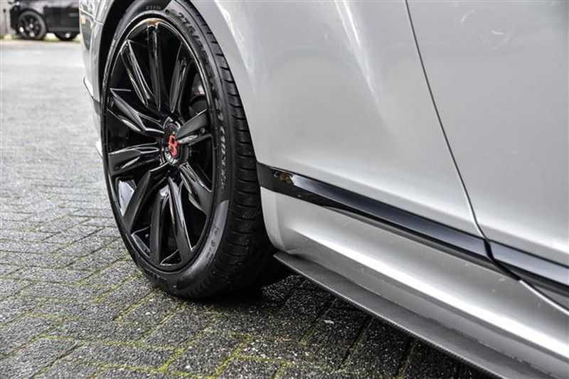 Bentley Continental GT SPEED SUPERSPORTS LOOK CARBON (635 PK) afbeelding 21