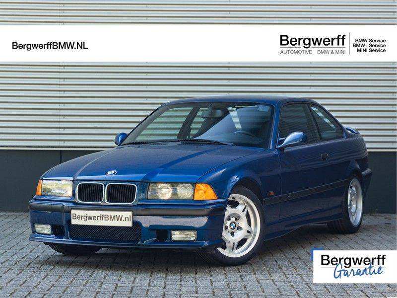 BMW 3 Serie Coupe M3 3.0 - 1st Owner - 1st Paint - ''Like New'' afbeelding 1