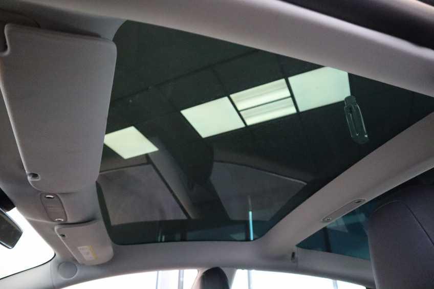 Tesla Model 3 Performance | prijs ex.btw 51450,- | 20`LM Donker grijs. afbeelding 10
