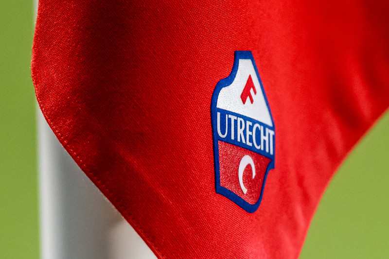 FC Utrecht flag