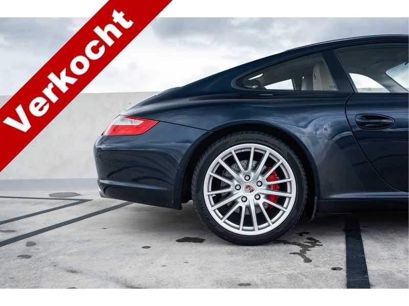 Porsche 911 3.8 Carrera S // Handgeschakeld | Youngtimer afbeelding 24