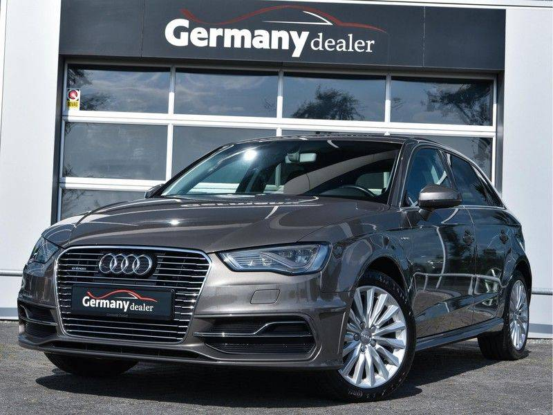 Audi A3 Sportback 1.4 e-tron PHEV Attraction Keyless 17-Inch LED 1e Eig! Clima Cruise Excl.BTW afbeelding 4
