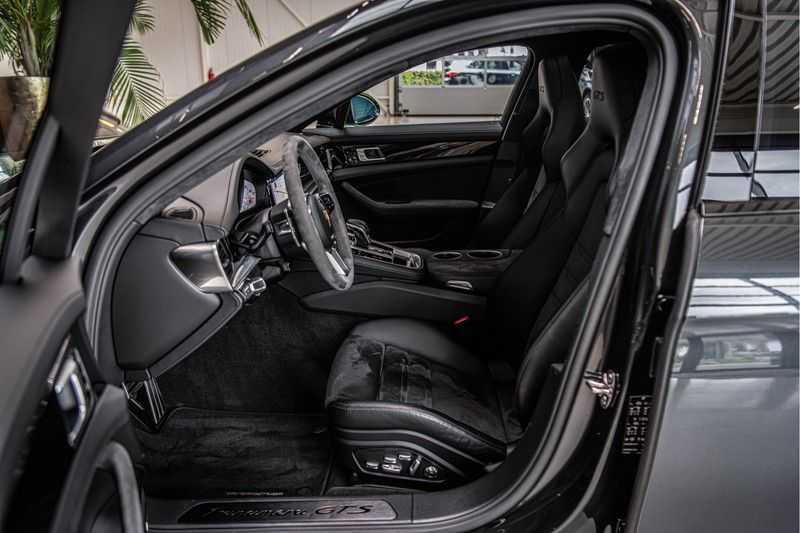 Porsche Panamera GTS Sport Turismo 4.0 | BOSE | Panorama | Alcantara | Comforttoegang | PDLS | PASM afbeelding 5