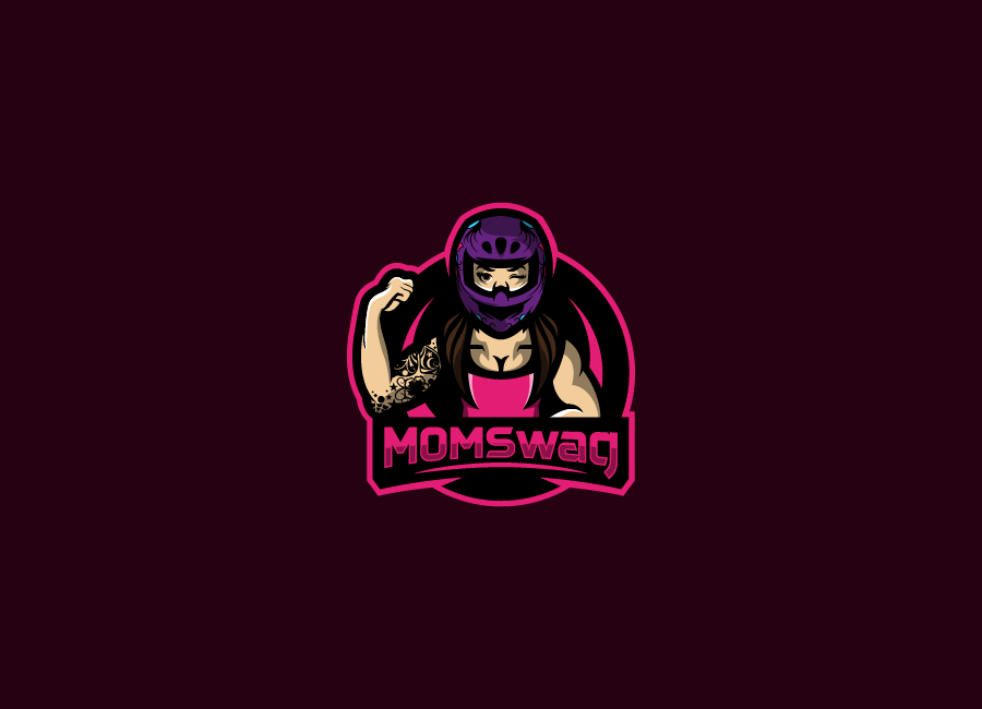 M0MSwag Twitch logo