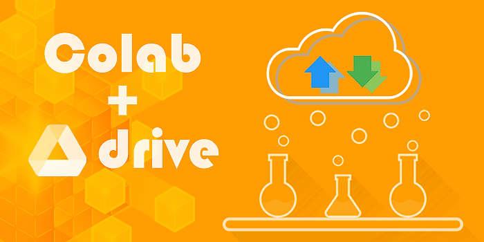 封面圖片(如何在Colab存取Google Drive上的檔案 ─掛載及PyDrive 教學)