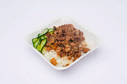 ChickCha - Rice - Minced pork rice