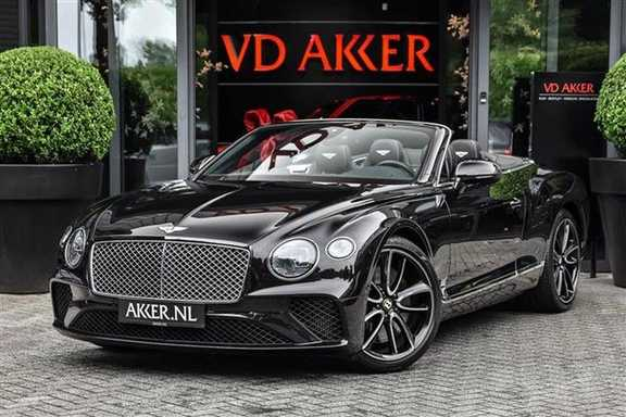 Bentley Continental GTC W12 MULLINER+MASSAGE+NEKVERW.+22INCH