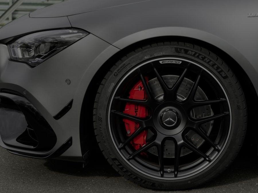 Mercedes-Benz AMG CLA Coupe