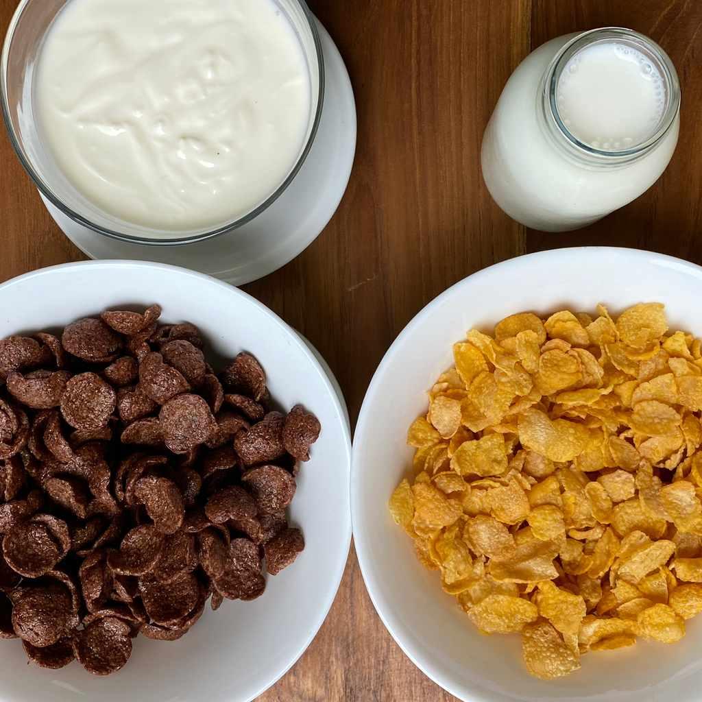 breakfast: cereals