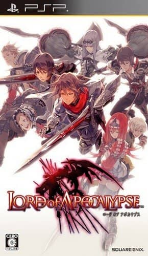 Coverart image of Lord of Apocalypse psp