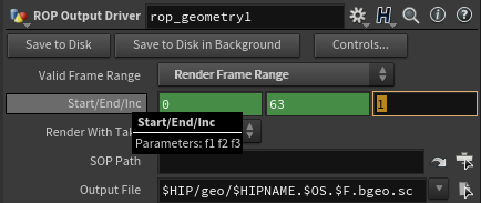 The tooltip will show you how to refer to a parameter in expressions