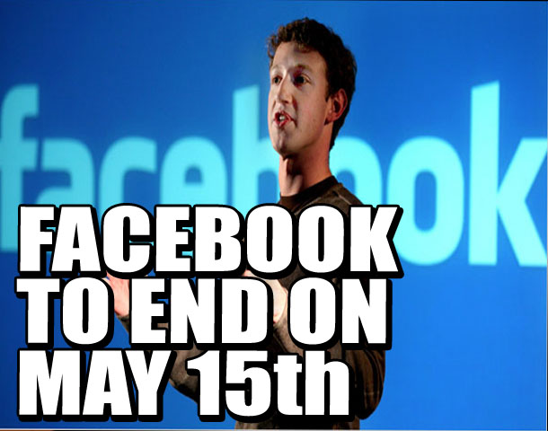 Facebook End